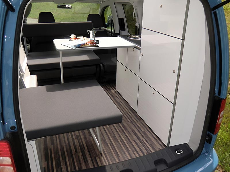caddy camp maxi busparadies vw bus umbauten auf. Black Bedroom Furniture Sets. Home Design Ideas